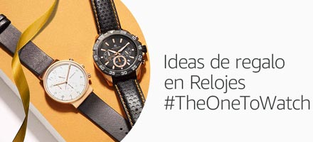 Ideas de regalo en Relojes