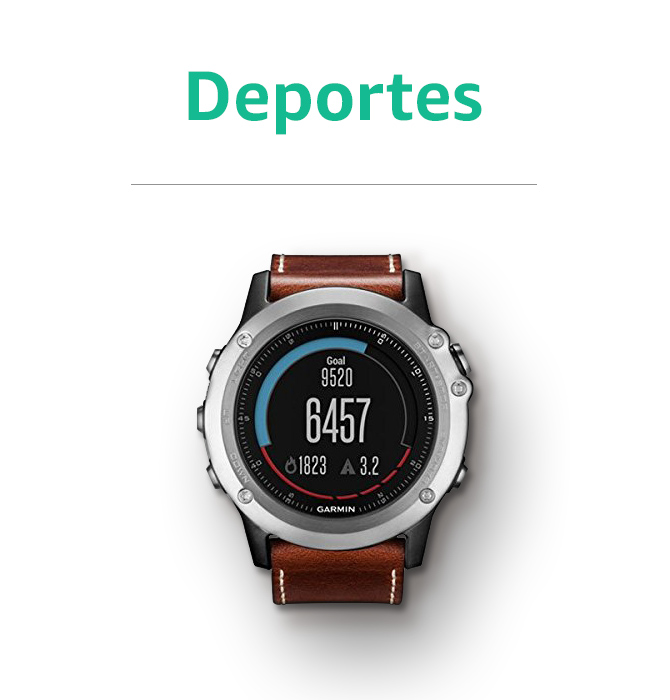 Amazon Renewed Deportes