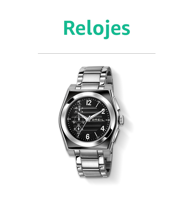 Amazon renewed Relojes