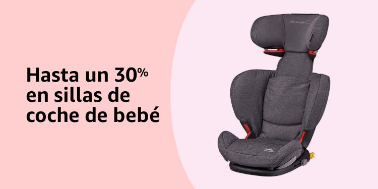 30% de descuento en sillas de bebé en Amazon Prime Day
