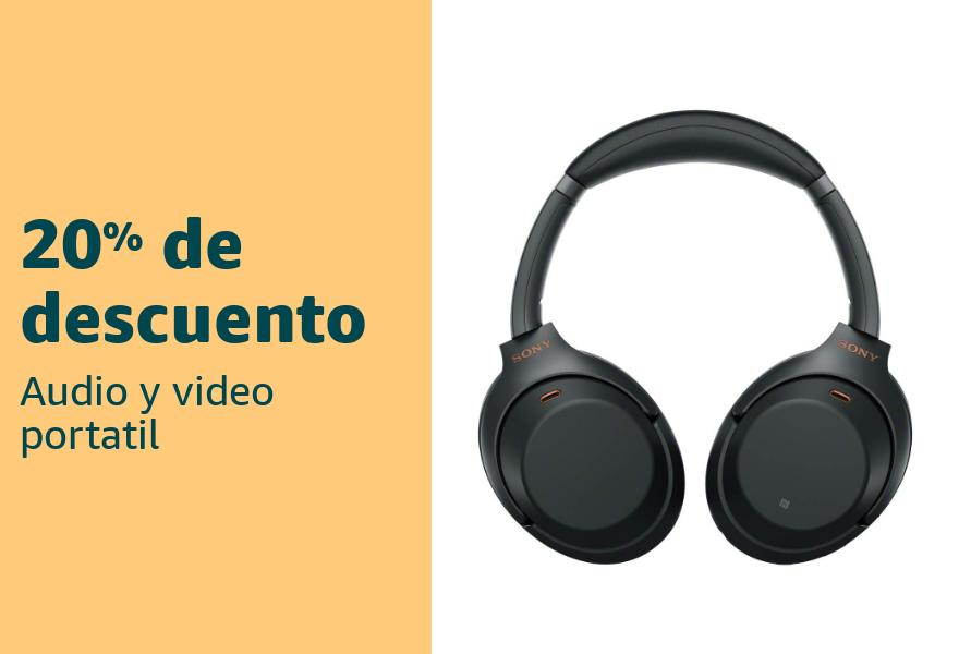 Audio y video portatil