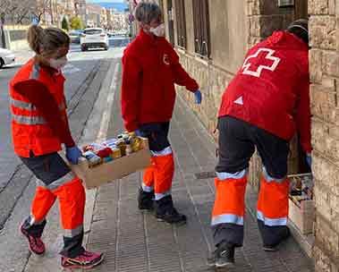 Si puedes, colabora con Cruz Roja