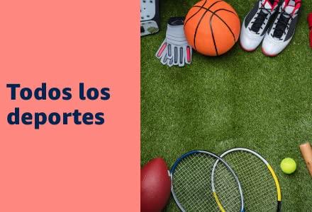 Todos los deportes