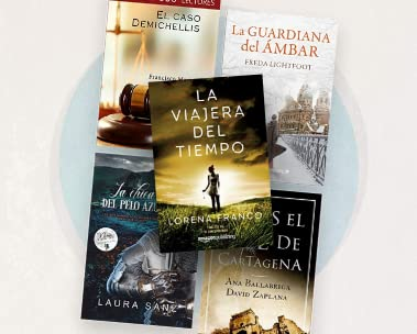 Oferta Kindle: hasta -50% en eBooks