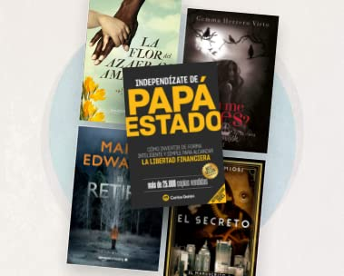 Oferta Kindle: hasta -50% en eBooks
