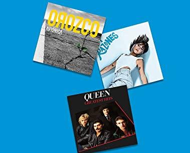 Ofertas de Prime Day en CDs y Vinilos