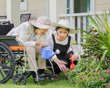 Jardinería para todas las edades