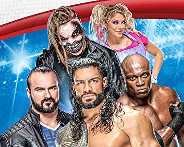 Descubre la tienda oficial de WWE