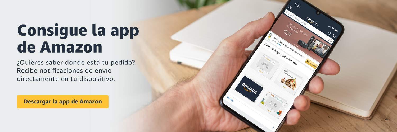 Consigue la app de Amazon