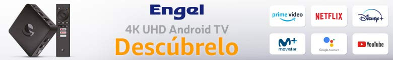 Engel Android TV box