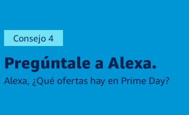 Pregúntale a Alexa