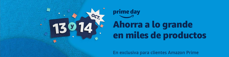 Tus regalos al mejor precio en el Prime Day 2020 de Amazon