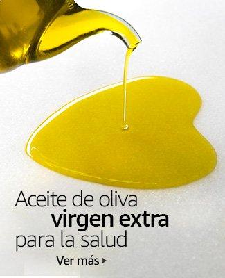 Aceite de oliva virgen extra en Sabores de España