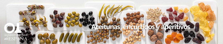 Cover Aceitunas y aperitivos