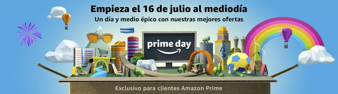 Descuentos y MEJORES OFERTAS del Amazon Prime Day 2018