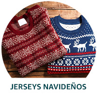 Jerseys navideños