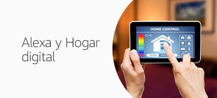 Alexa y Hogar digital