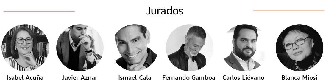 Jueces Premio Literario