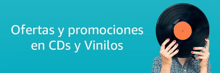 Ofertas y promociones en CDs y Vinilos