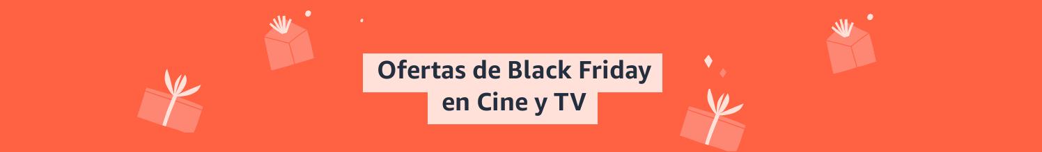 Black Friday Cine y TV