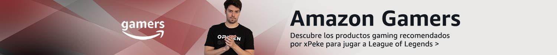 Descubre los productos gaming recomendados por xPeke para jugar a League of Legends