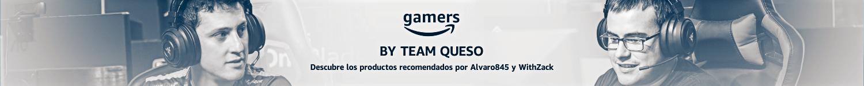 Descubre los productos gaming recomendados por Team Queso para jugar a Clash Royale