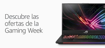 Descubre todas las ofertas de la Gaming Week
