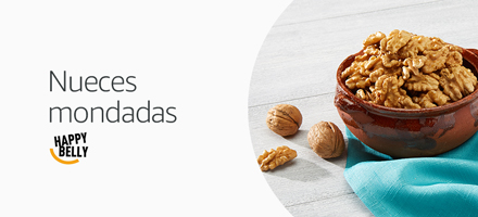 Nueces mondadas Happy Belly