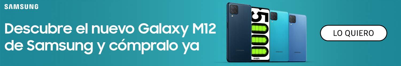 Descubre el nuevo Galaxy M12 de Samsung