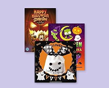 Noche de Halloween a precios bajos