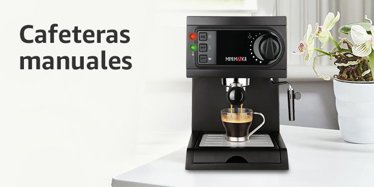 Cafeteras manuales