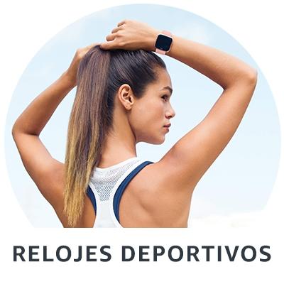 Monitores de actividad y relojes deportivos