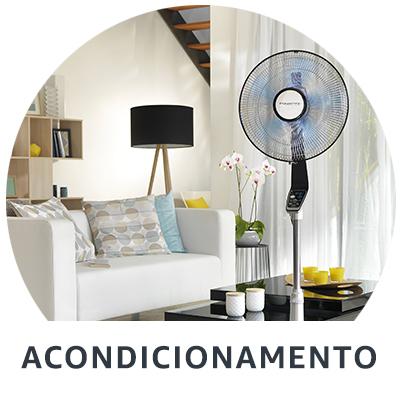 Acondicionadores y ventiladores