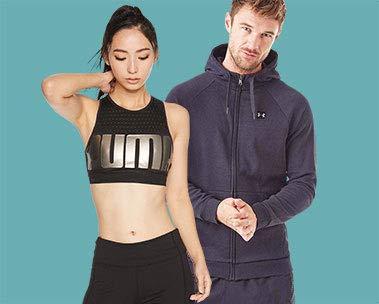 Nueva colección de ropa deportiva