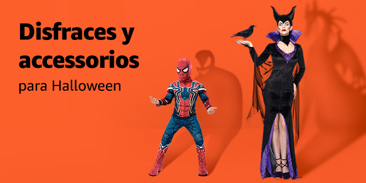 Disfraces y accessorios para Halloween