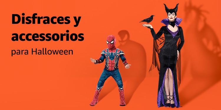 Disfraces y accessorios para Halloween