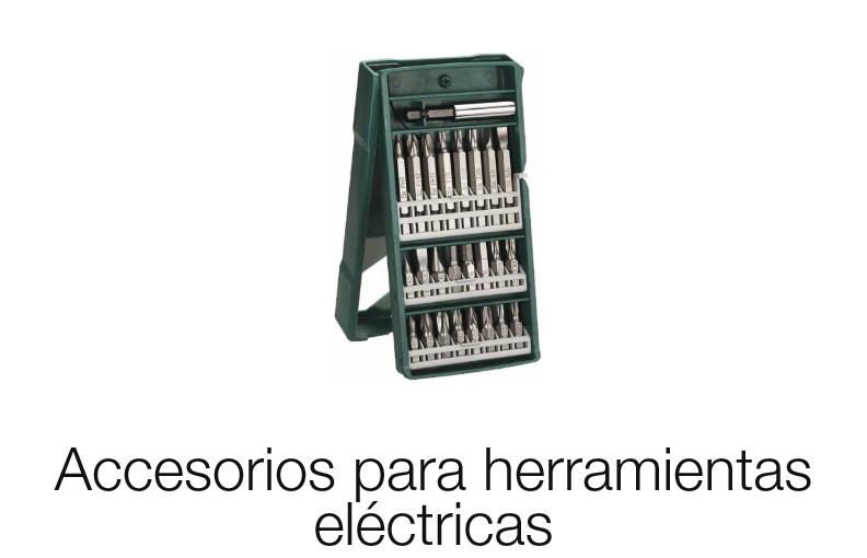 Accesorios para herramientas eléctricas