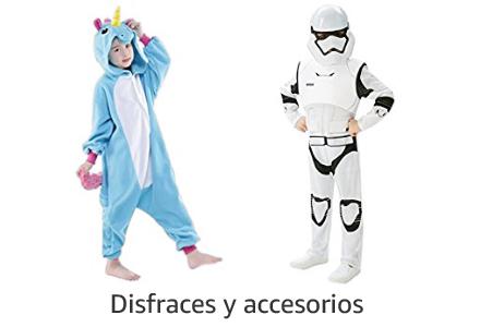 Disfraces y accesorios