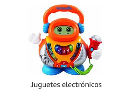 Juguetes electrónicos