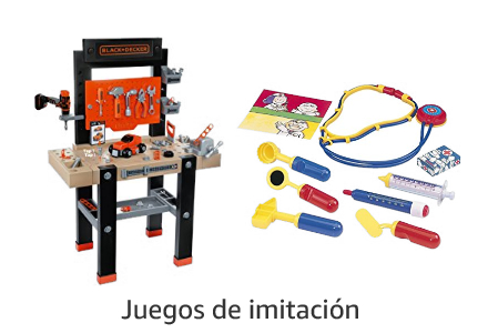 Juegos de imitación