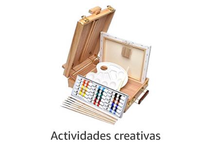 Actividades creativas