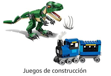 Juguetes de construcción