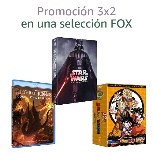 3x2 en una selección Fox