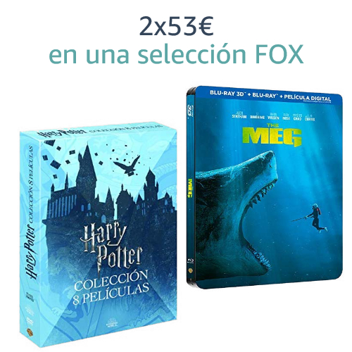 2x53€ en una selección Fox