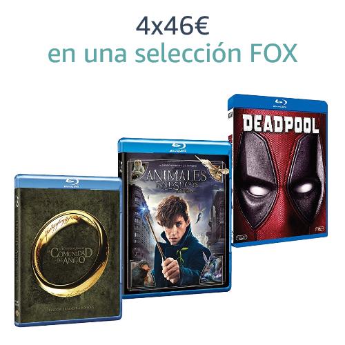 4x46€ en una selección Fox