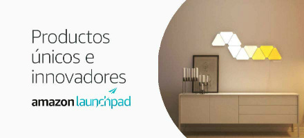 Amazon Launchpad: Descubre productos únicos e innovadores