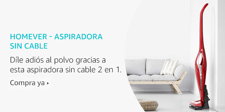 Amazon Launchpad: Homever - Aspiradora sin Cable