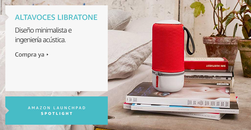 Amazon Launchpad: Altavoces Libratone