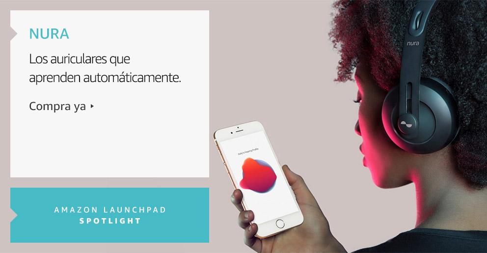 Amazon Launchpad: Nura