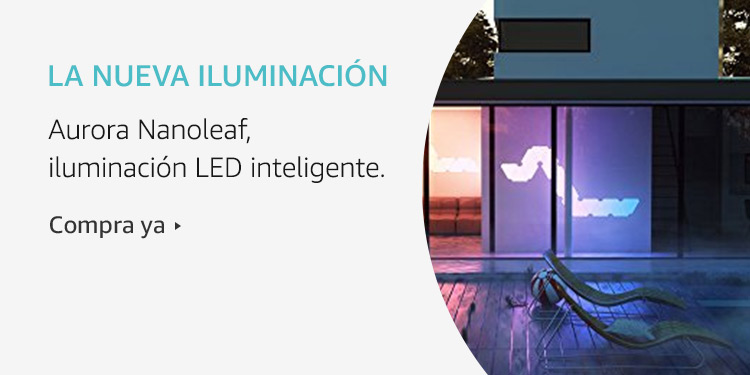 Amazon Launchpad: Aurora Nanoleaf